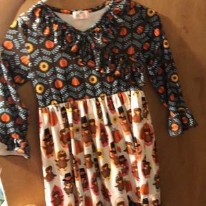 Other - Thanksgiving boutique dress